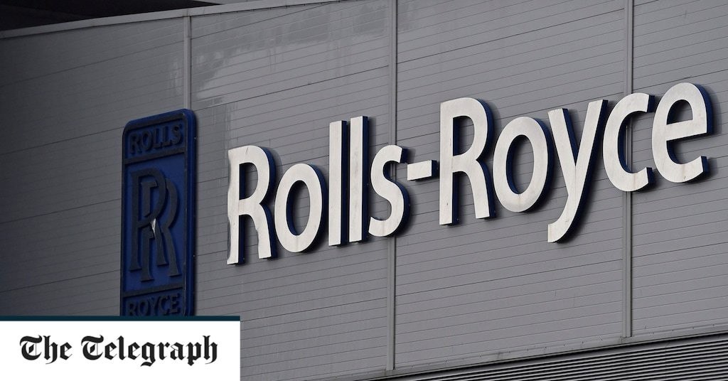 Rolls-Royce warns of 'historic shock' to aviation