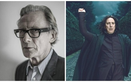 Bill Nighy 'proud' to stand in for Alan Rickman in new film The Limehouse Golem