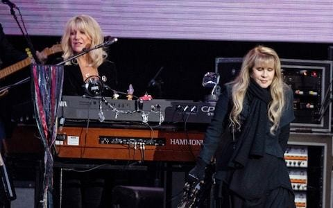 Fleetwood Mac, Wembley Stadium, review: rock's most dysfunctional family show their feminine side