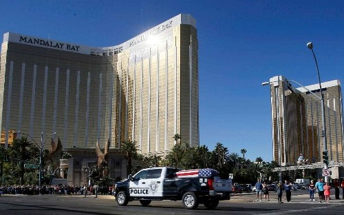 Las Vegas hotel will not rent out mass killer Stephen Paddock's room again