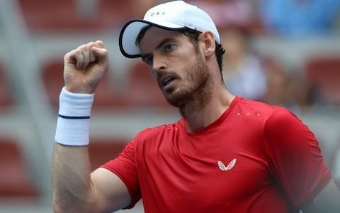 Andy Murray's comeback continues apace as he defeats Cameron Norrie to book place in quarter-finals of China Open