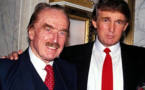 Donald Trump 'received $413m from his father's property empire but used dubious tax schemes'