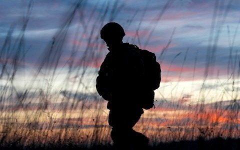 War veterans who suffer PTSD wait four years before seeking help, Help for Heroes study finds