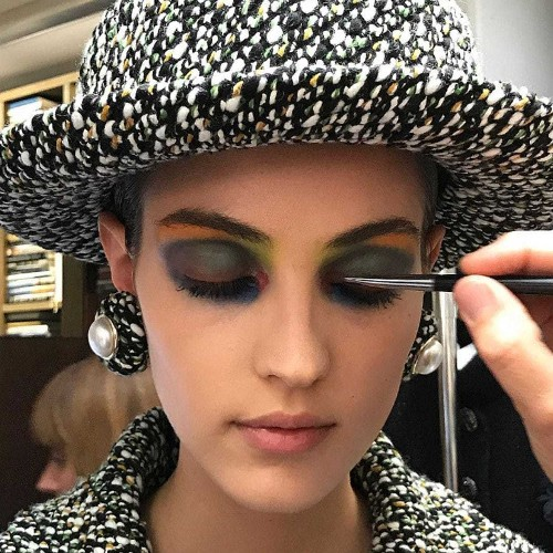 Go backstage at the Haute Couture autumn/winter 2017/18 shows