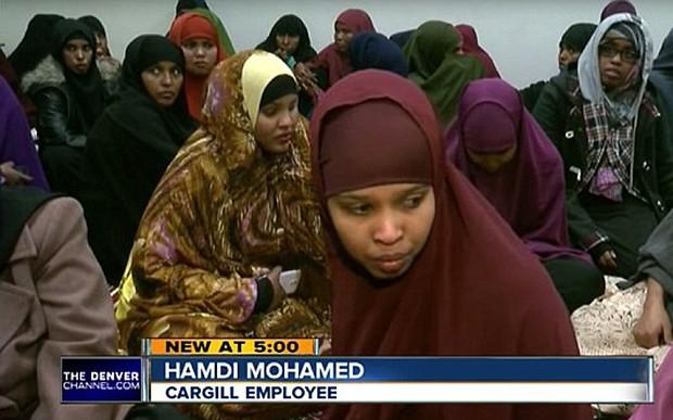 200 Muslim meat-packers fired over prayer dispute