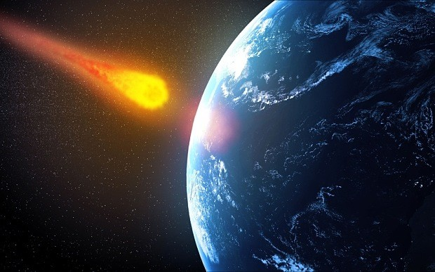 Asteroid strike: 7 ways the world could end