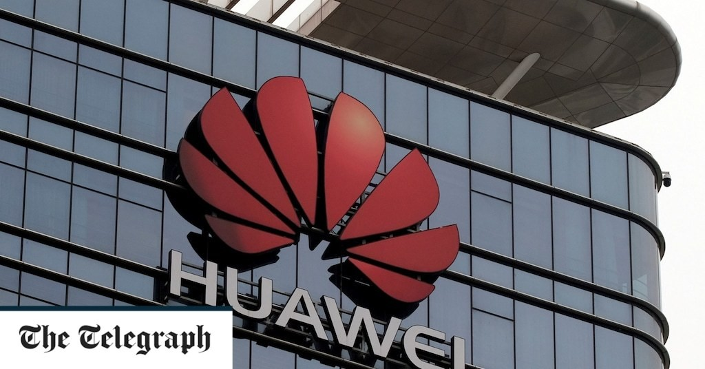 Three people killed in fire at Huawei facility in China