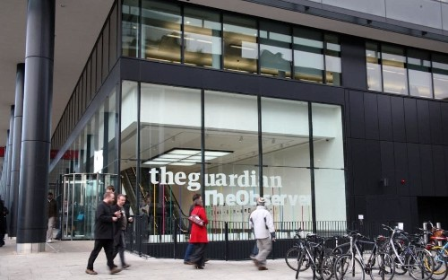 The Guardian delays pay rises in struggle to break even