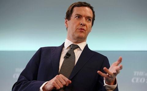 George Osborne floats plan to cut UK corporation tax to 15pc