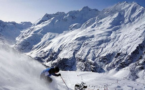 Cheaper and greener: the 10 best ski resorts you can reach by train