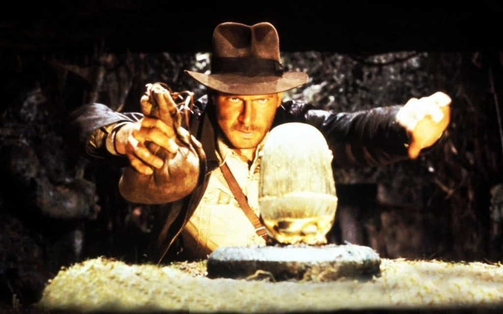 How Indiana Jones's cheeky, thrilling Raiders of the Lost Ark heist made movie history