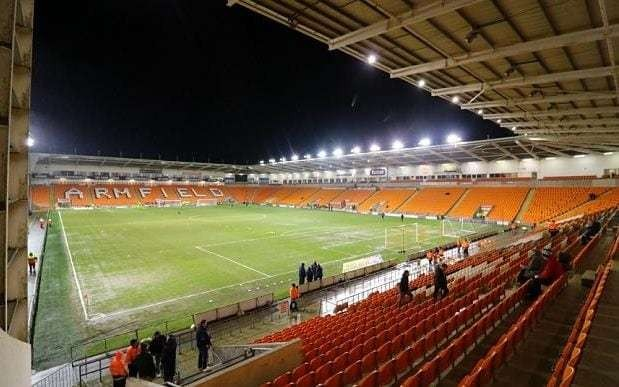 Blackpool apologise to Bradford after supporters take offence to Billy Joel song