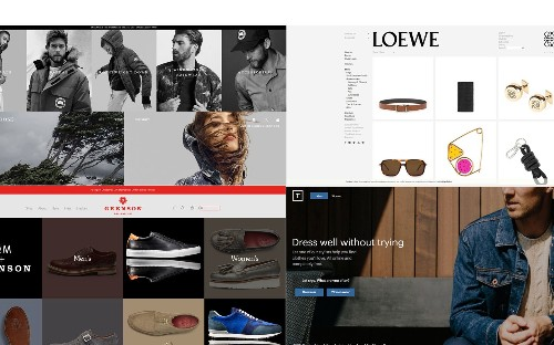 The 30 best men's fashion websites