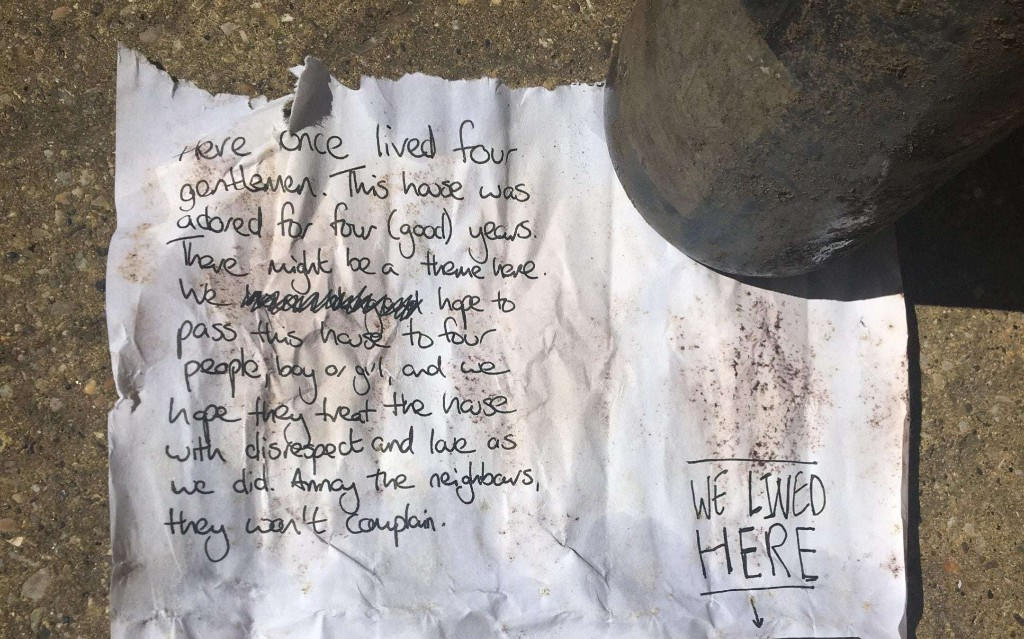 Diary of a coronavirus house share: the Brixton bottle mystery