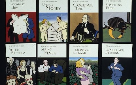 Why PG Wodehouse deserves his place among the literary greats