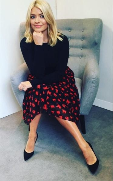 'She wants her style to be attainable': How Holly Willoughby hit refresh on her accessible TV look