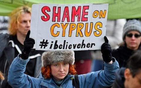 The real scandal of the Ayia Napa rape case is the shocking behaviour of Cyprus's courts and police