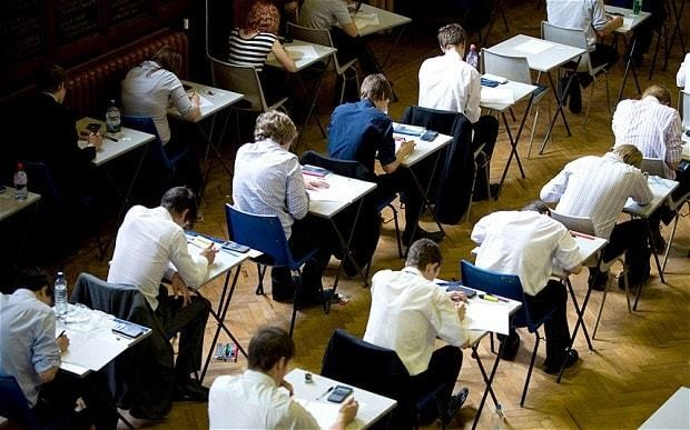 Failed your GCSEs? You should blame your genes