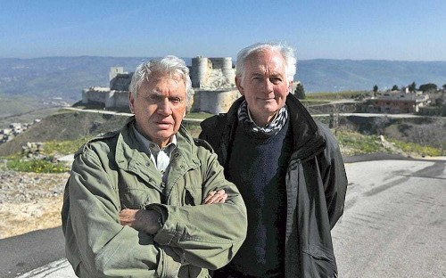 War photographer Don McCullin at 82: 'When you've seen Palmyra once you become drugged by it'