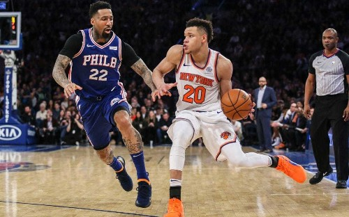 How do the New York Knicks remain the most valuable NBA team despite a miserable last 20 years?