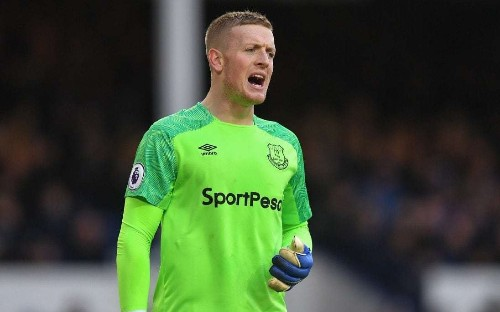 Marco Silva: Jordan Pickford was bound to suffer a dip - he was in League One three seasons ago