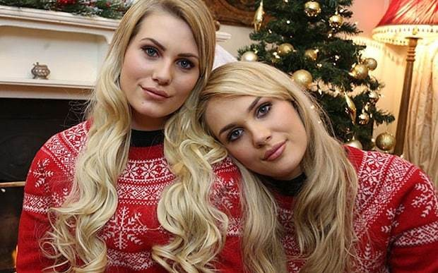 Irish student meets the doppelganger she found on the internet