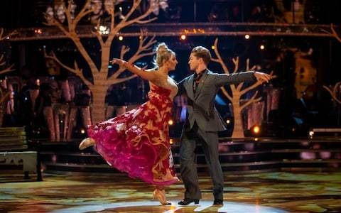 Strictly Come Dancing 2019 week 8, live: Motsi Mabuse makes 'affair' faux-pas with Neil Jones, while Saffron Barker waltzes to top of scoreboard