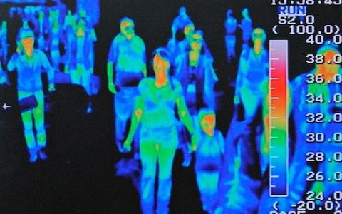 Thermal image museum attraction leads woman to be diagnosed with breast cancer