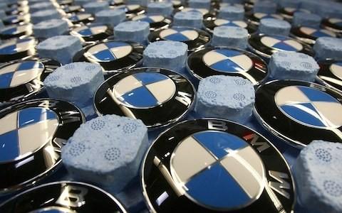 BMW warns of falling profits as electric vehicles spending bites