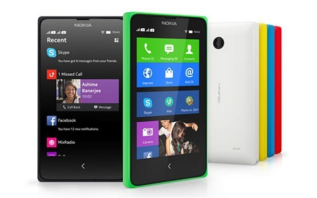 Nokia X: Android phone announced