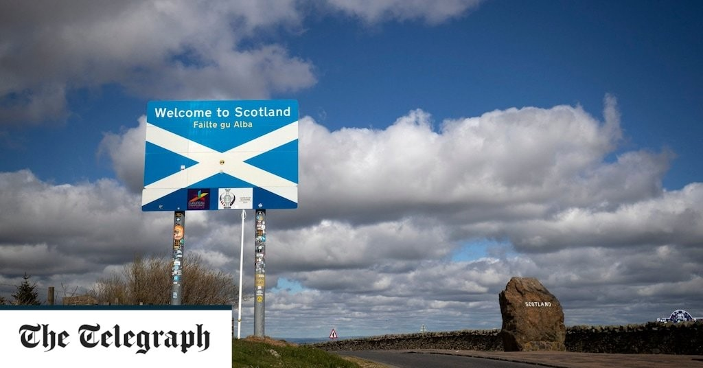 Sturgeon's threat to quarantine the English is a new low for Scottish nationalism