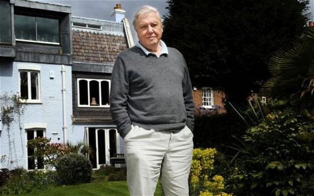 Sir David Attenborough: 'Richmond is my favourite place on Earth'