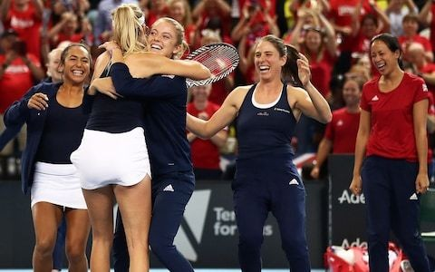 Judy Murray calls for Great Britain's next Fed Cup tie to be available on free-to-air TV