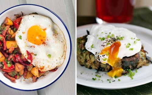Eggs: easy and inventive breakfast recipes