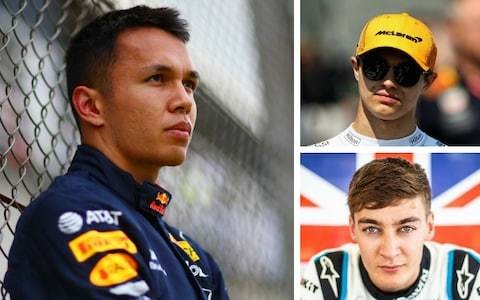 Rise of the rookies: how George Russell, Lando Norris and Alexander Albon exceeded expectations in F1