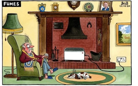 The ban on coal and wood drives away the very people who trusted the Tories