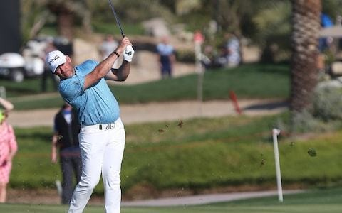 Lee Westwood takes one-shot lead into final round of Abu Dhabi Championship as he chases 44th title