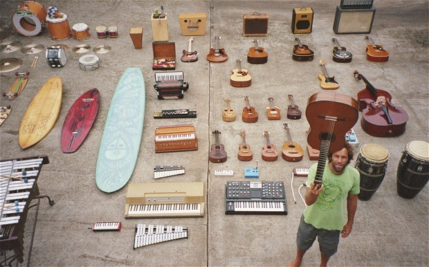 Jack Johnson interview: 'I'm a goody two-shoes'