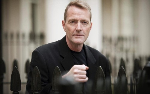 How to be a thriller writer: Lee Child's secrets