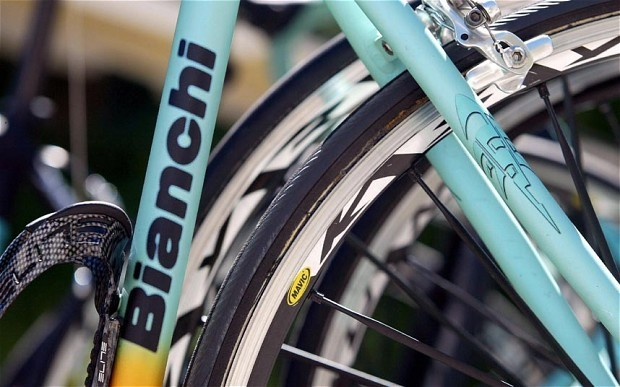 How Bianchi became an iconic bike brand