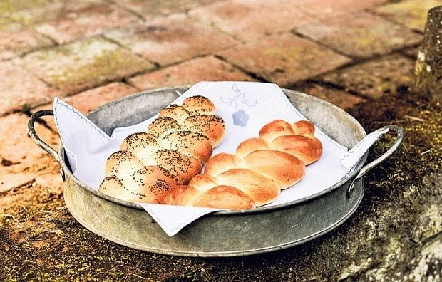 Rose Prince's baking club: milk bread plait recipe