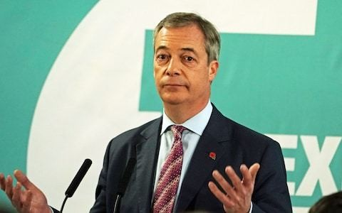 How a 'haemorrhaging' of support for the Brexit Party forced Nigel Farage's hand