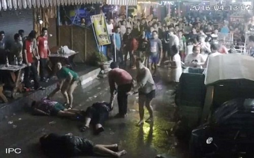 British family beating video: Thai police announce 'leak' hunt over footage that shocked world