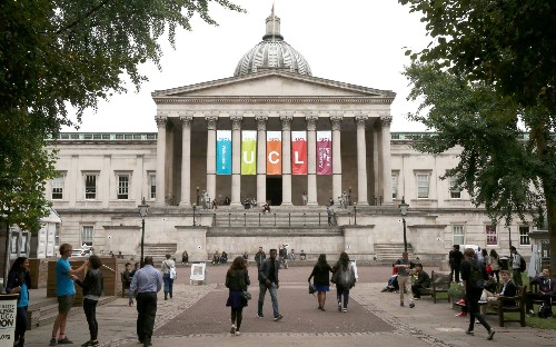 UCL to rename two buildings to 'address' historic links with eugenics