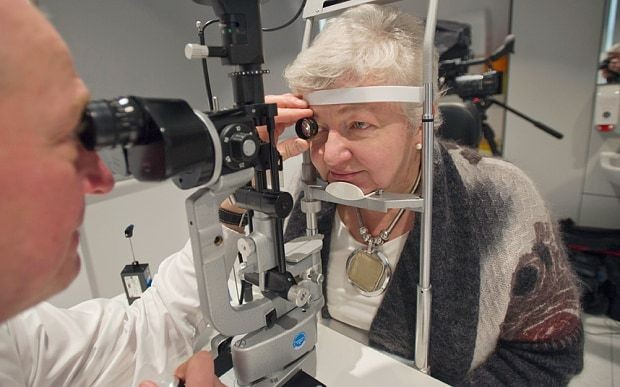 Revolutionary lens restores complete vision to ageing eyes