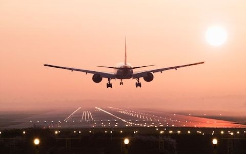 Five peculiar things you didn't know about landing a plane