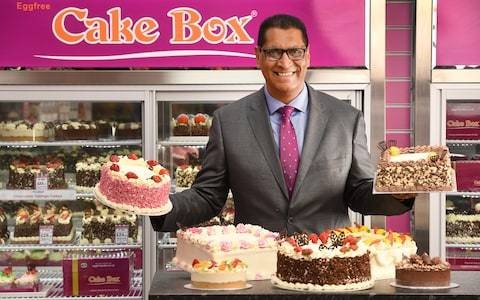 Life is sweet for egg-free patisserie Cake Box in maiden results