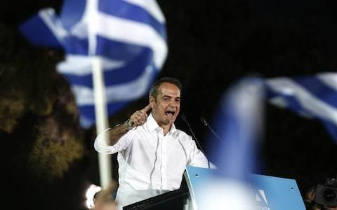 Greece takes on herculean task of rebuilding its economy with tax cuts and privatisation