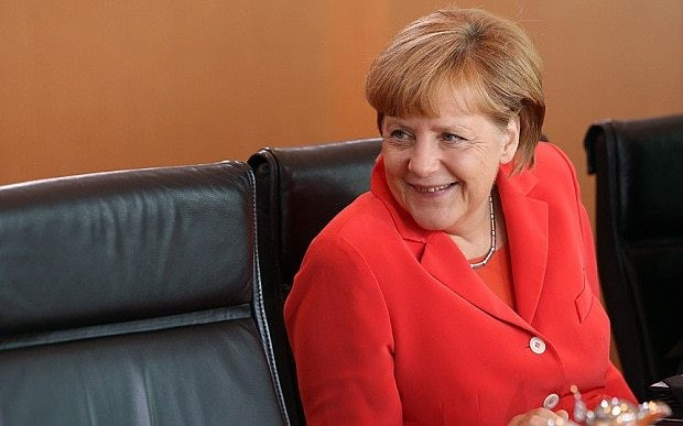 No, Angela Merkel hasn't issued an 'ultimatum' to David Cameron over EU migrants