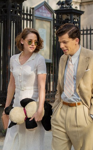 Chanel recreated pieces from its archive for Kristen Stewart's costumes in Woody Allen's glamorous new film Café Society
